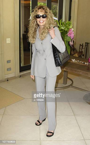 Dyan Cannon during Charles David and W Magazine Luncheon to Benefit Miracles and Wonders Foundation for Breast Cancer at Private Home in Beverly...