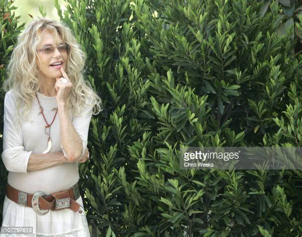 Dyan Cannon during Confessions of a Pool Boy at The Sunset Marquis and Villas Hosted by Agent Provocateur and Smashbox Cosmetics at Sunset Marquis...