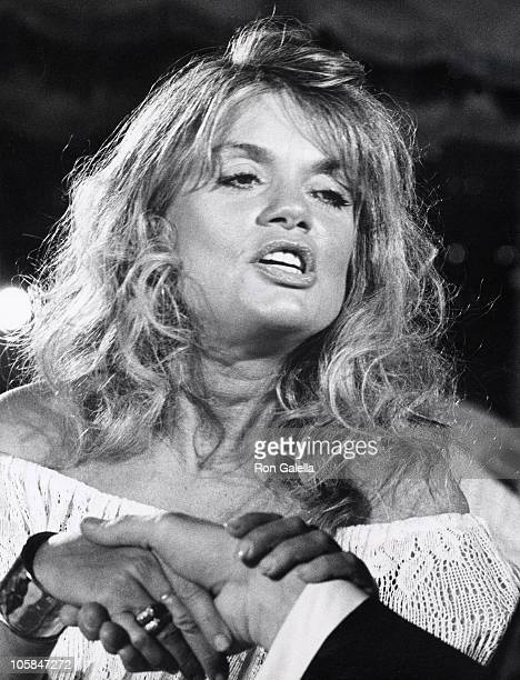 Dyan Cannon during Party For Parks Department September 14 1977 at Tavern on the Green in New York City New York United States