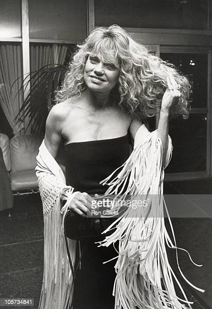 Dyan Cannon during Technical Academy Awards Nominees Dinner at Beverly Hilton Hotel in Beverly Hills California United States