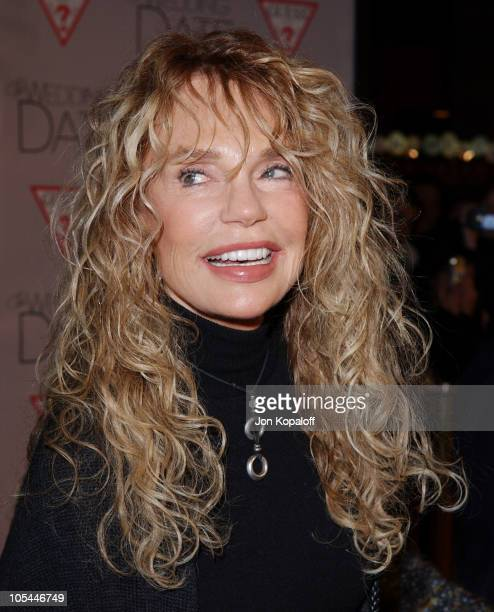 Dyan Cannon during The Wedding Date Los Angeles Premiere Arrivals at Universal Amphitheatre in Universal City California United States