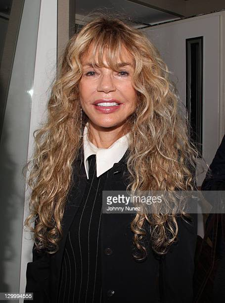 Dyan Cannon visits The Whoolywood Shuffle at SiriusXM Studio on October 19 2011 in New York City