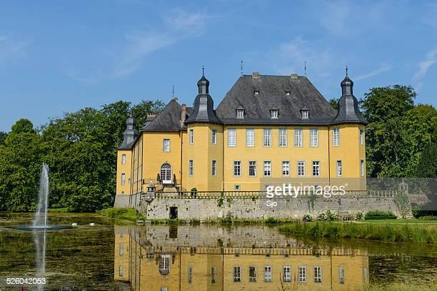 Dyck castelo na Alemanha