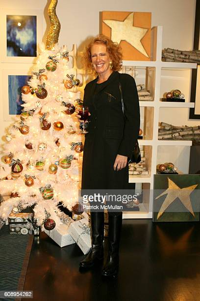 C Dyer attends HOMERRichard Mishaan Holiday Party at NYC on November 29 2007