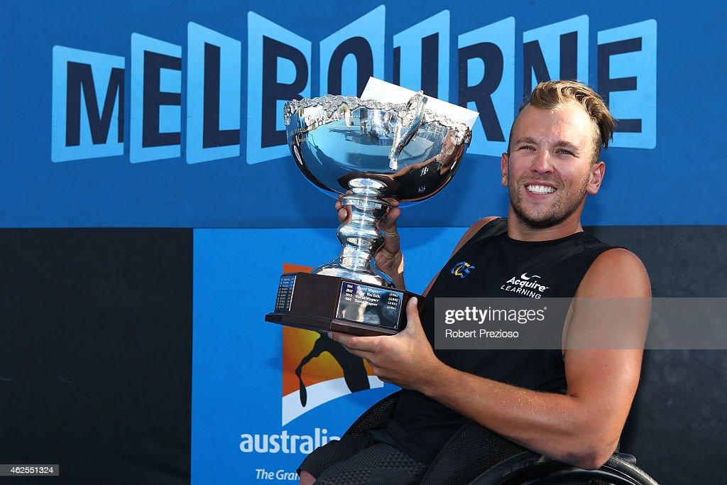 Australian Open 2015 Wheelchair Championships