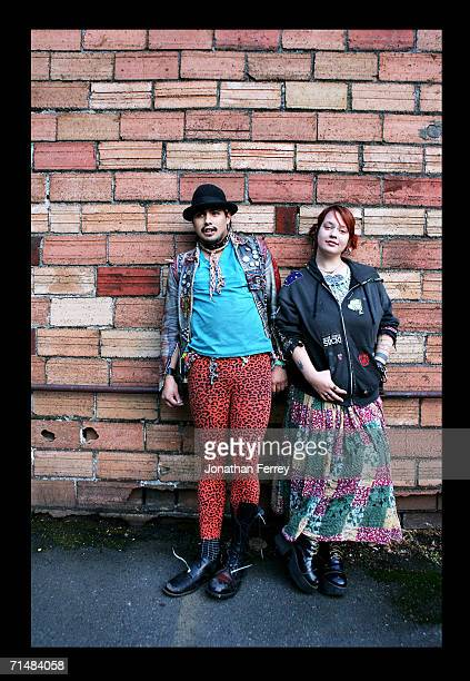 Dylan and Audrey have both lived on the streets since they were teenagers They now live with two children in an apartment outside Portland Portland...