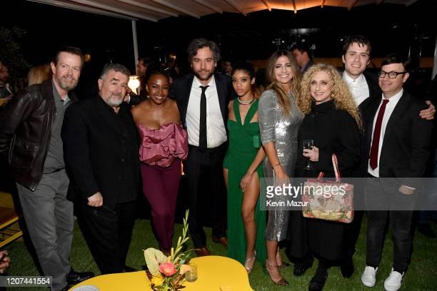 Dylan Baker, Saul Rubinek, Jerrika Hinton, Josh Radnor, Tiffany Boone, Nikki Toscano, Carol Kane, David Weil and guest attend the World Premiere Of...