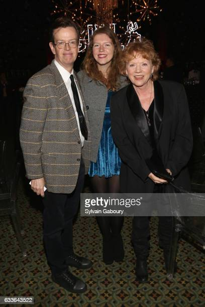 Dylan Baker Willa Baker and Becky Ann Baker attend The New York Premiere of the Sixth Final Season of Girls After Party at Cipriani 42nd Street on...
