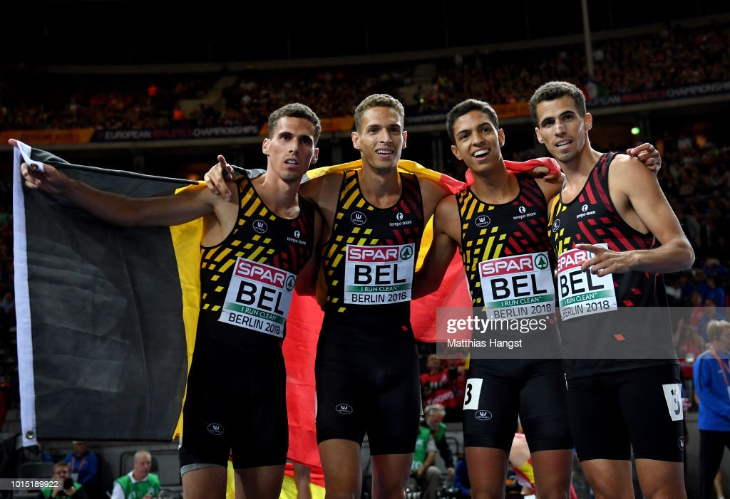 24th European Athletics Championships - Day Five : News Photo
