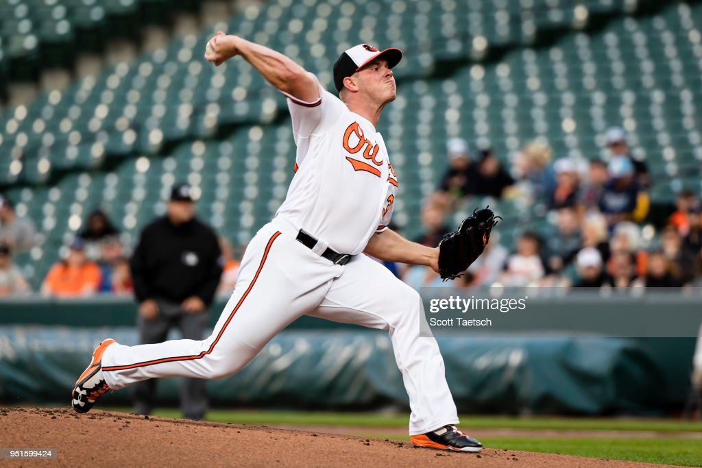 Tampa Bay Rays v Baltimore Orioles : News Photo