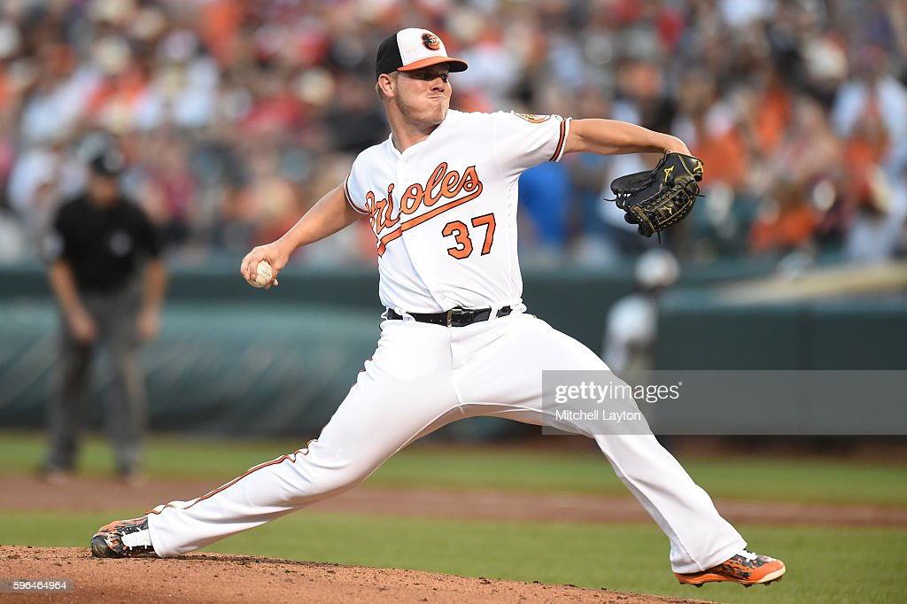 Washington Nationals v Baltimore Orioles : News Photo