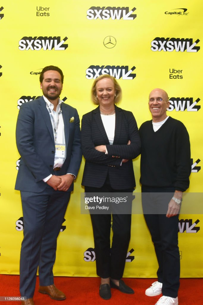 Convergence Keynote: The Next Form of Storytelling: The Future of Technology-Enabled Entertainment - 2019 SXSW Conference and Festivals : News Photo