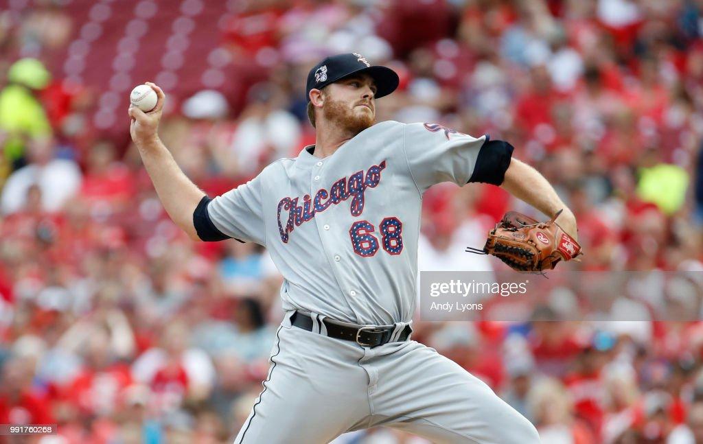 Chicago White Sox v Cincinnati Reds : News Photo