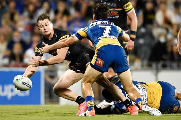AUS: NRL Semi Final 1 - Panthers v Eels