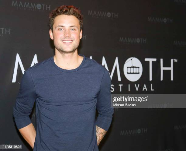 Dylan Efron arrives to 2nd Annual Mammoth Film Festival on February 07 2019 in Mammoth California