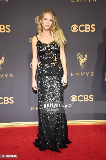 Dylan Frances Penn attends the 69th Annual Primetime Emmy Awards at Microsoft Theater on September 17 2017 in Los Angeles California