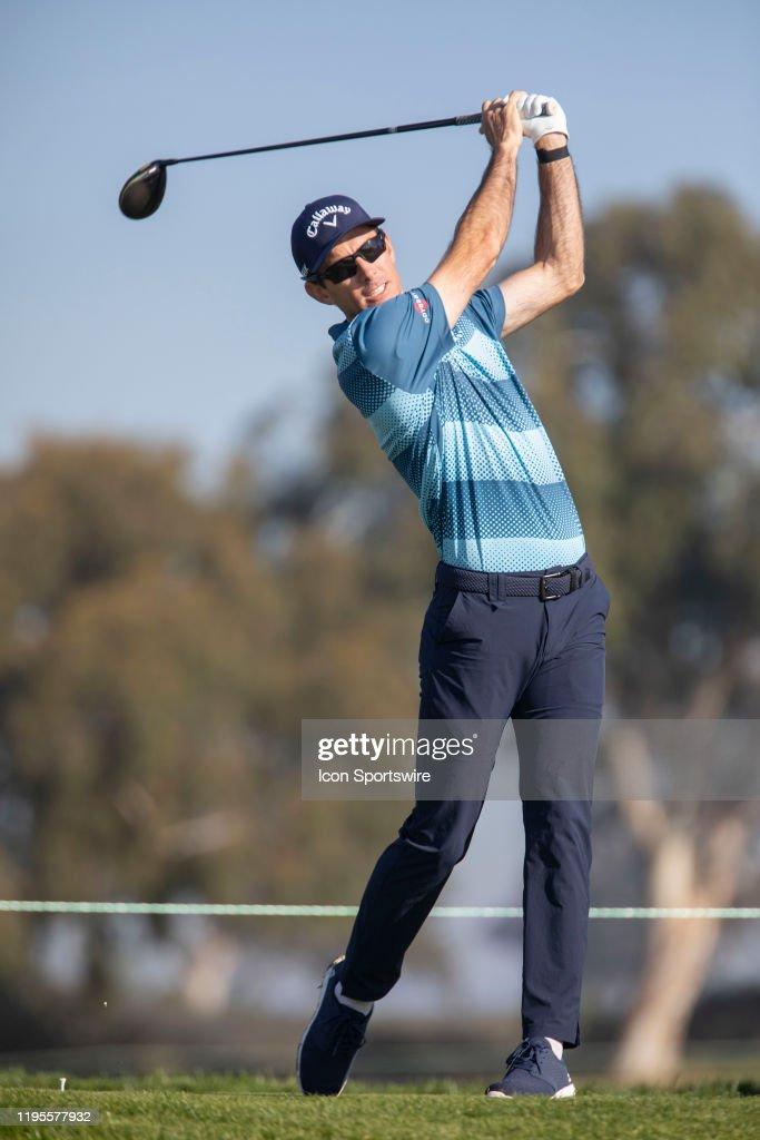 GOLF: JAN 23 PGA - Farmers Insurance Open : News Photo