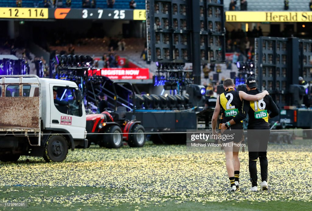 2019 AFL Grand Final - Richmond v GWS : News Photo