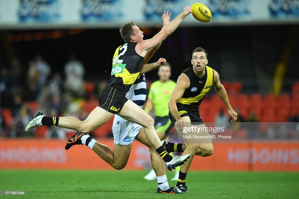 AFL Rd 17 - Geelong v Richmond : News Photo