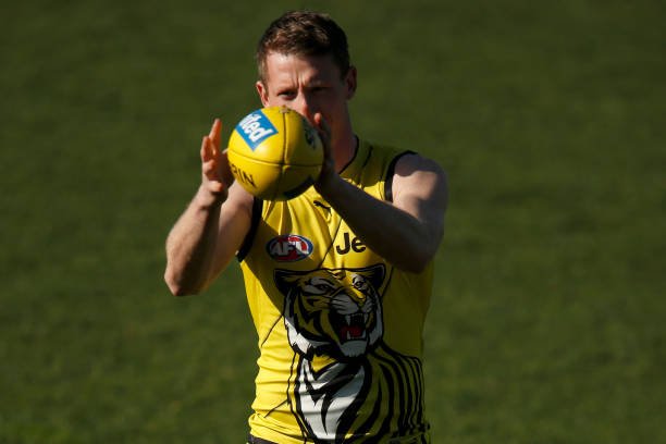 AUS: Richmond Tigers Training Session