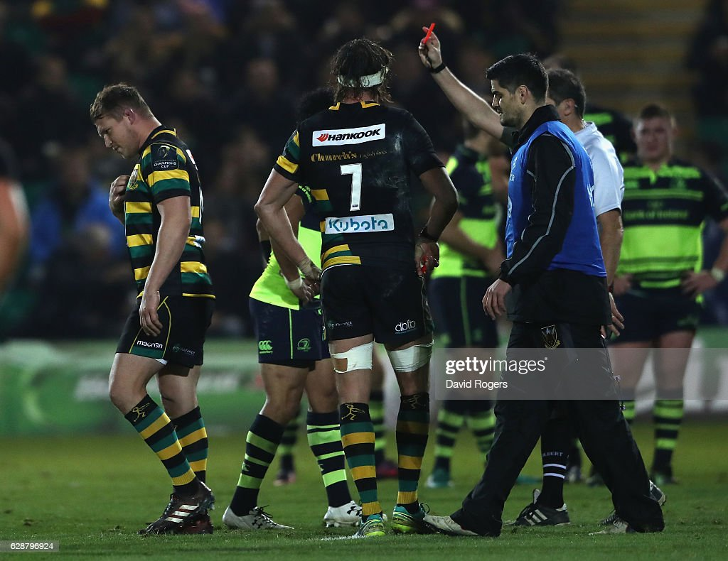 Northampton Saints v Leinster Rugby - European Rugby Champions Cup : ニュース写真