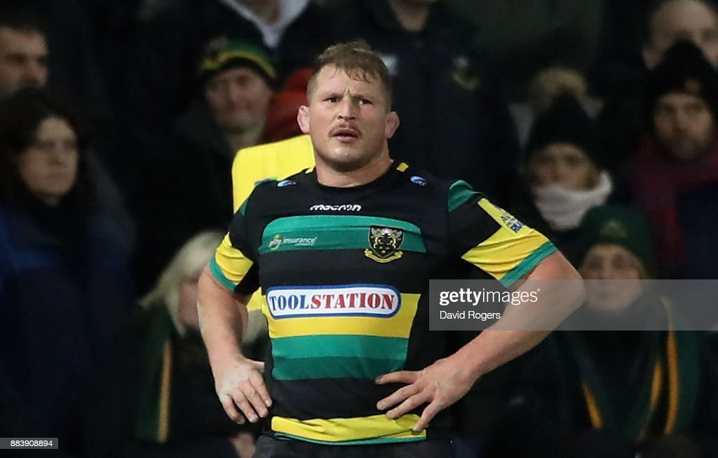 Northampton Saints v Newcastle Falcons - Aviva Premiership : News Photo