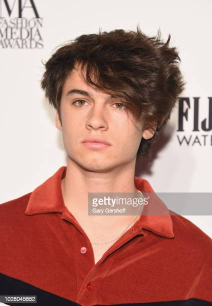 Dylan Jagger Lee attends the Daily Front Row's 2018 Fashion Media Awards at Park Hyatt New York on September 6 2018 in New York City