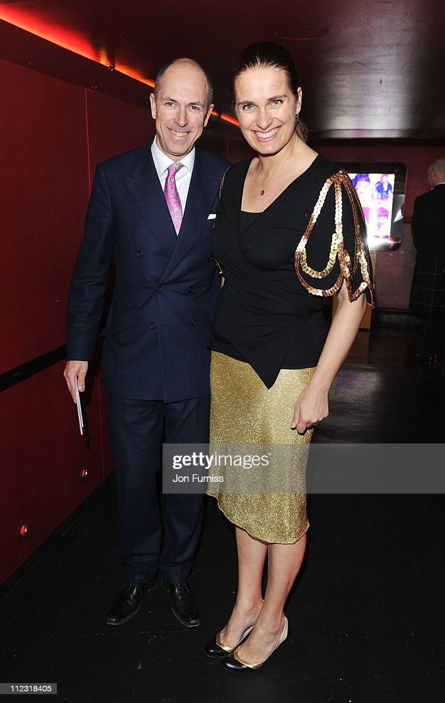 The ICA Fundraising Gala : News Photo