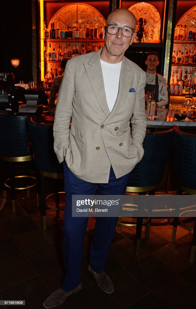 GQ & Loyle Carner Host LFWM June 2018 Dinner At Neptune At The Principal London