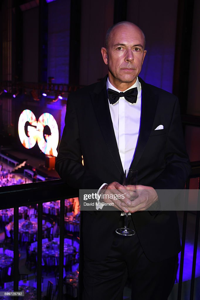 GQ Men Of The Year Awards 2016 - Inside Arrivals