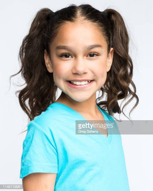 Dylan Kate Diaz attends the Kids Against Animal Cruelty visit to TAP The Artists Project on April 28 2019 in Los Angeles California