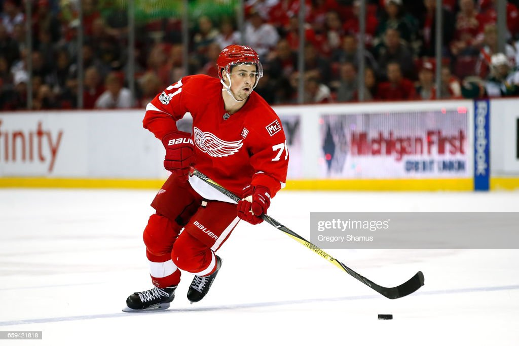 Minnesota Wild v Detroit Red Wings : News Photo