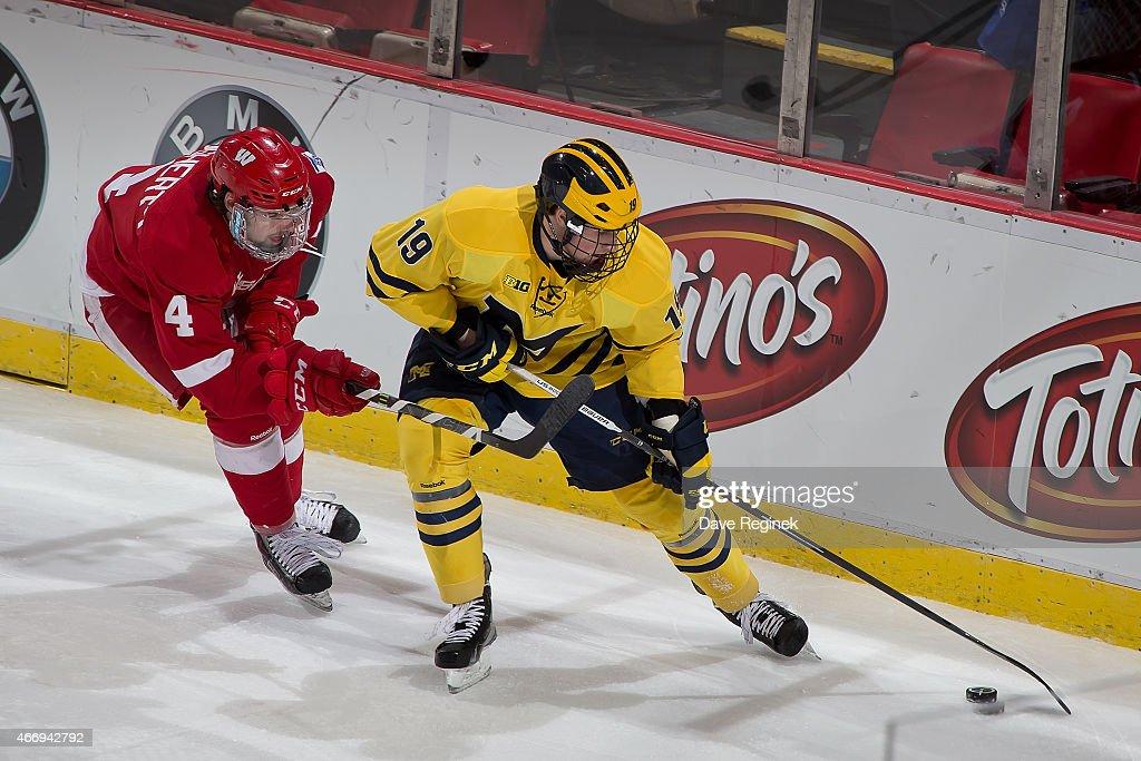 Big Ten Men's Ice Hockey Championship - Quarterfinals