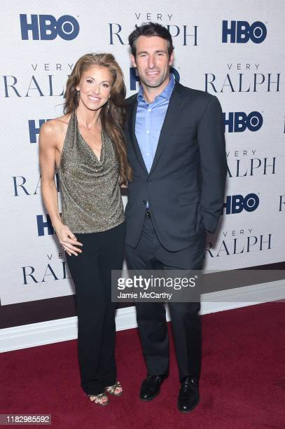 Dylan Lauren and Paul Arrouet attend HBO's Very Ralph World Premiere at The Metropolitan Museum of Art on October 23 2019 in New York City