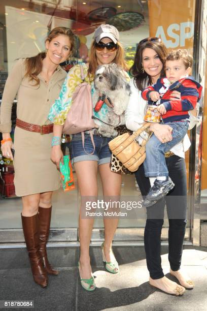 Dylan Lauren Anisha Lakhani Harold Moscowitz Kimberly Guilfoyle and Ronan Villency attend DYLAN'S CANDY BAR hosts Sweet Adoptions for The ASPCA at...