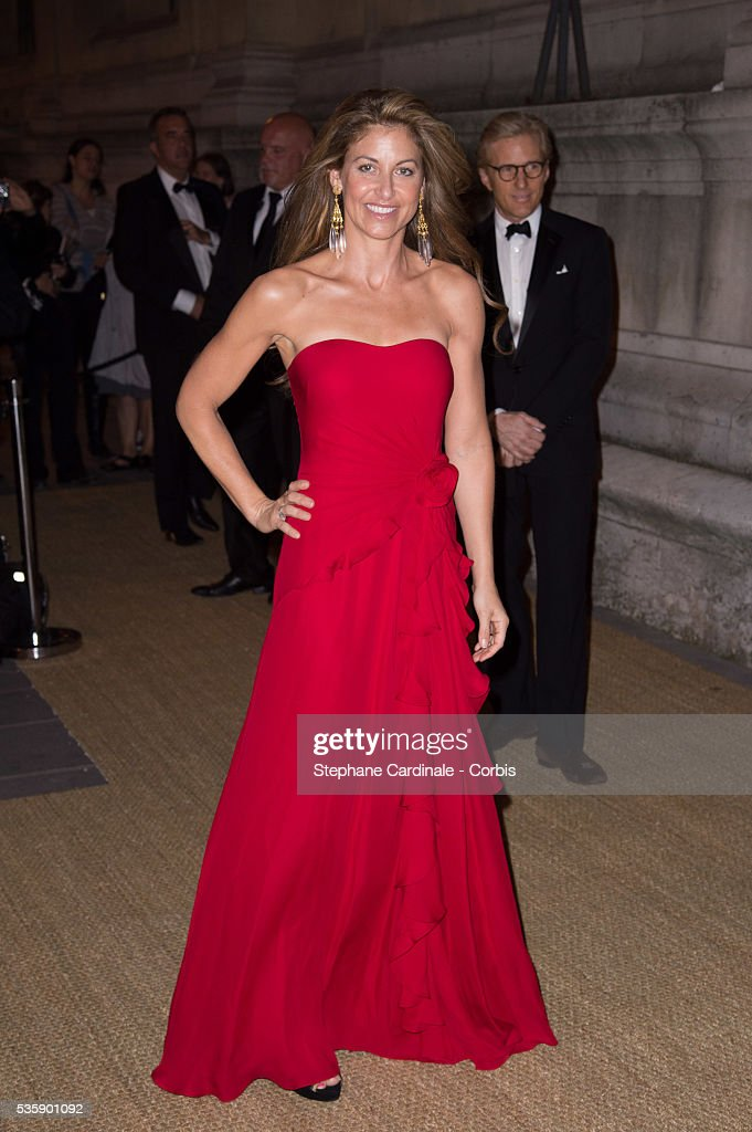 Dylan Lauren arrives at a Ralph Lauren Collection Show and private dinner at Les Beaux-Arts de Paris on October 8, 2013 in Paris, France. On this occasion Ralph Lauren celebrates the restoration project and patron sponsorship of 'L'Ecole des Beaux-Arts'.