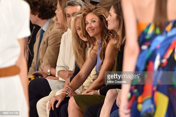 Dylan Lauren attends Ralph Lauren Spring 2016 during New York Fashion Week The Shows at Skylight Clarkson Sq on September 17 2015 in New York City