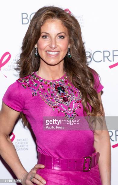 Dylan Lauren attends the Breast Cancer Research Foundation 2019 Hot Pink Party at Park Avenue Armory Manhattan