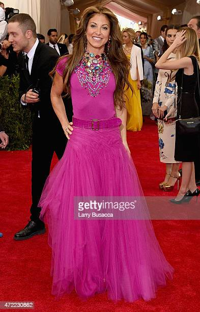 Dylan Lauren attends the China Through The Looking Glass Costume Institute Benefit Gala at the Metropolitan Museum of Art on May 4 2015 in New York...