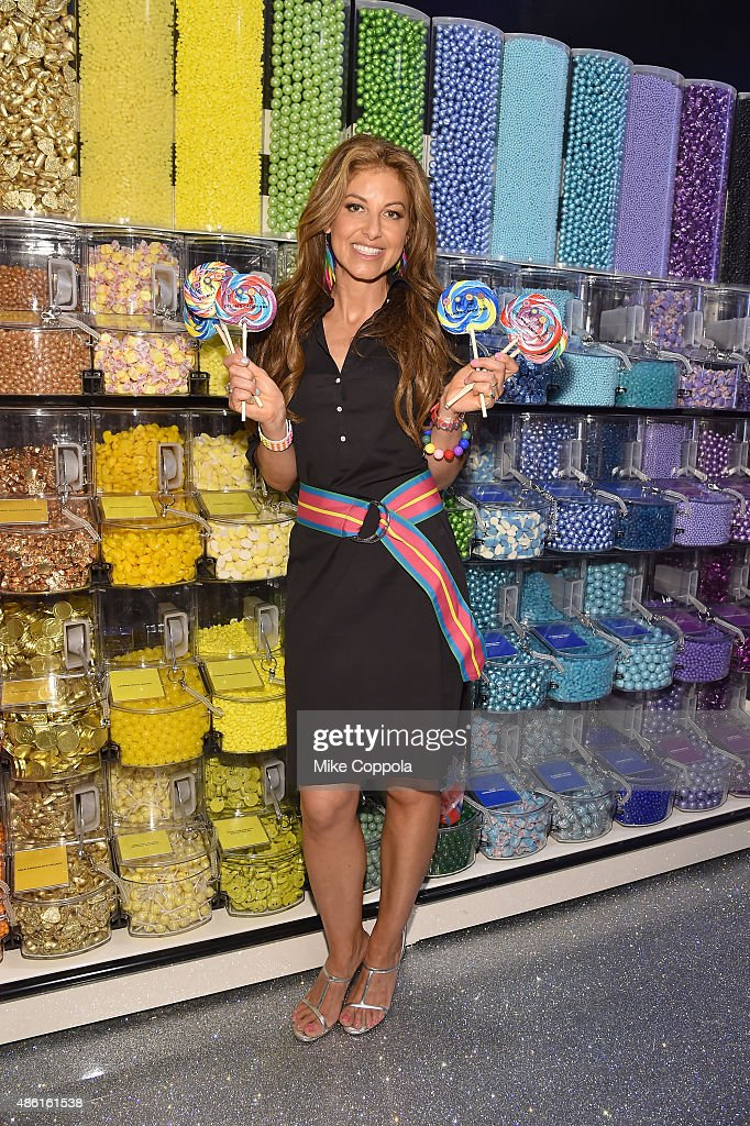 Dylan Lauren attends the Dylan's Candy Bar Union Square grand opening on September 1, 2015 in New York City.