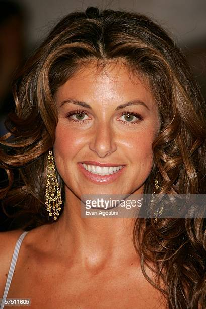 Dylan Lauren attends the Metropolitan Museum of Art Costume Institute Benefit Gala Anglomania at the Metropolitan Museum of Art May 1 2006 in New...