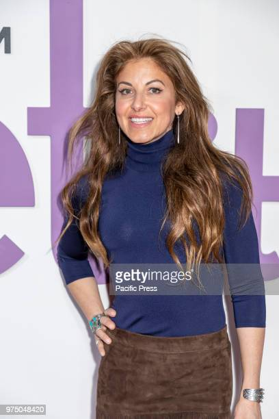 Dylan Lauren attends the New York special screening of the Netflix film 'Set It Up' at AMC Loews Lincoln Square