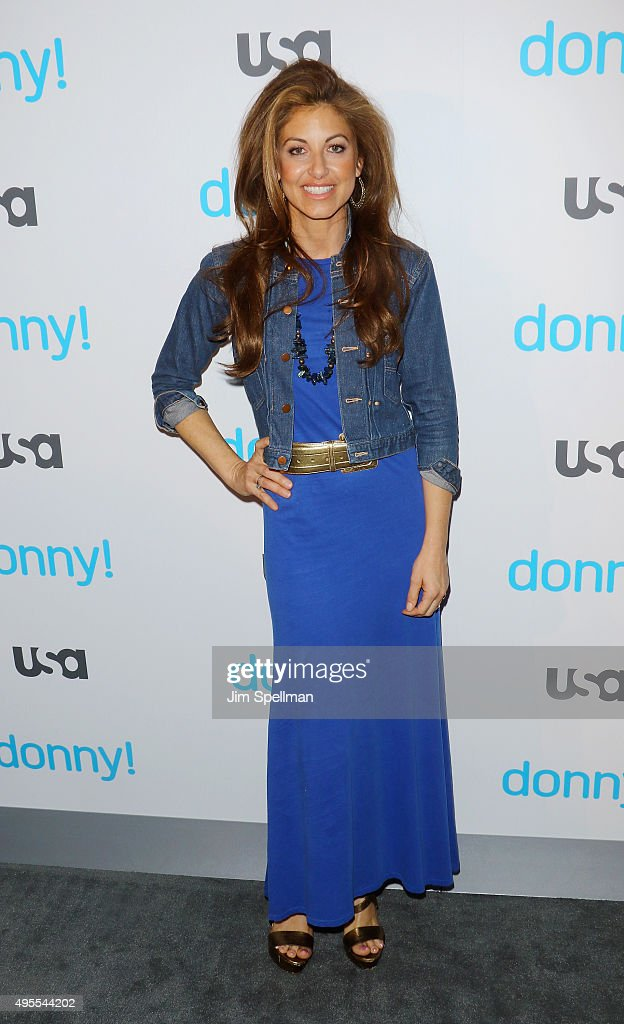 Dylan Lauren attends the USA Network hosts the premiere of 'Donny!' at The Rainbow Room on November 3, 2015 in New York City.
