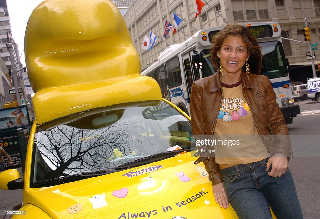 Dylan Lauren Hosts Peep-A-Palooza - April 4, 2006