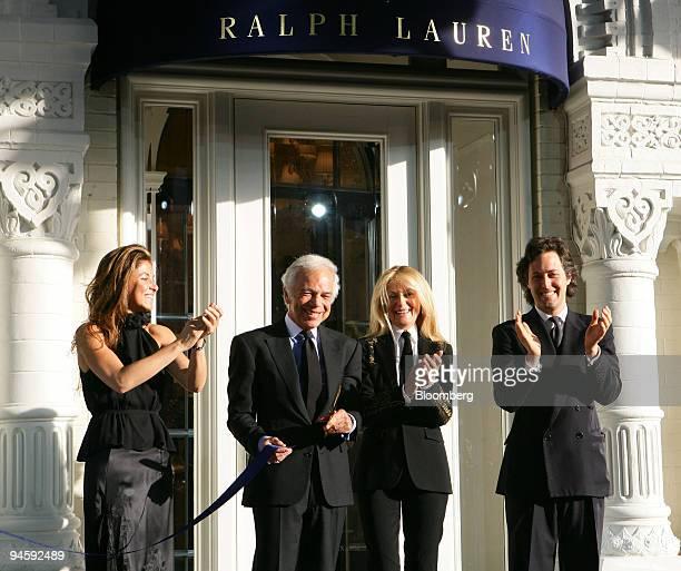 f4bd293f Dylan Lauren left Ralph Lauren chairman of Polo Ralph Lauren Corp Ricki  Lauren and David Lauren