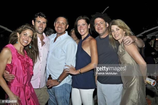 Dylan Lauren Paul Arrouet Michael Dweck and Cecilia Dweck attend Celebrating Dylan Lauren as new contributing editor to Self Magazine on July 17 2010...