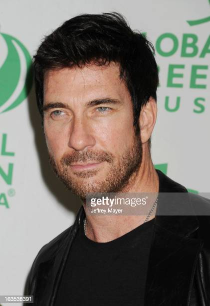Dylan McDermott arrives at Global Green USA's 10th Annual PreOscar party at Avalon on February 20 2013 in Hollywood California