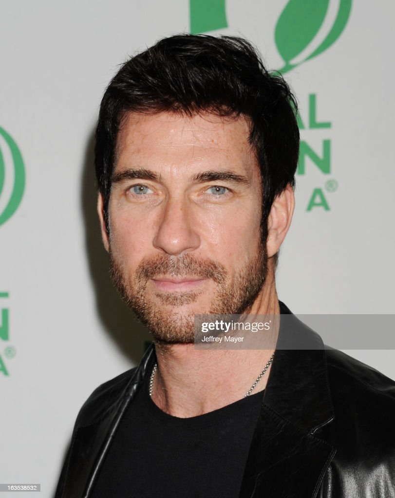Dylan McDermott arrives at Global Green USA's 10th Annual Pre-Oscar party at Avalon on February 20, 2013 in Hollywood, California.