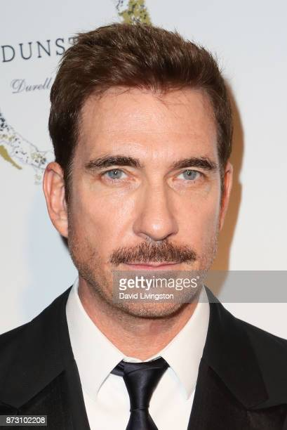Dylan McDermott arrives at the Evening with WildAid at the Beverly Wilshire Four Seasons Hotel on November 11 2017 in Beverly Hills California