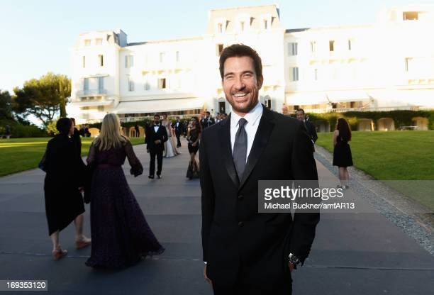 Dylan McDermott attends amfAR's 20th Annual Cinema Against AIDS during The 66th Annual Cannes Film Festival at Hotel du Cap-Eden-Roc on May 23, 2013...